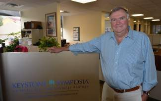 Jim Aiken has left his mark on the Keystone Symposia on Molecular and Cellular Biology. He recently retired as CEO and president after an 11-year tenure at the non-profit organization.