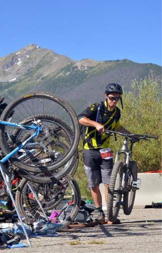 Scenes from Lake Dillon at the 2016 Frisco Triathlon on July 16. About 230 multi-sport beginners and veterans came to the Frisco Bay Marina for a 3K stand-up paddle board leg, followed by a 12K mountain bike leg and 5K trail running leg on trails at the Frisco Peninsula.