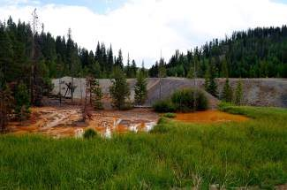 Researchers track water flow out of toxic Breckenridge mine