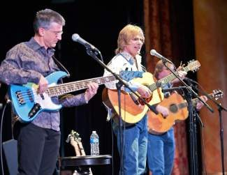 """Back by popular demand, the Peaceful Blue Planet Foundation presents the award-winning Chris Collins and Boulder Canyon, A Tribute to John Denver. The nation's most exciting John Denver Tribute band returns to the Riverwalk Center on Sunday for a night of the music that shaped a generation. Memories will come alive as you sing along with Denver's most loved songs, including """"Rocky Mountain High,"""" """"Sunshine,"""" """"Annie's Song"""" and many more. The music starts at 7:30 p.m. Tickets are $25 for adults and $10 for children 18 and younger. For more information, visit www.townofbreckenridge.com."""
