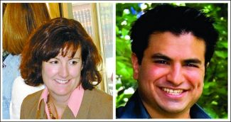 Special to the DailyHouse District 56 candidates, State Rep. Christine Scanlan and Ali Hasan.