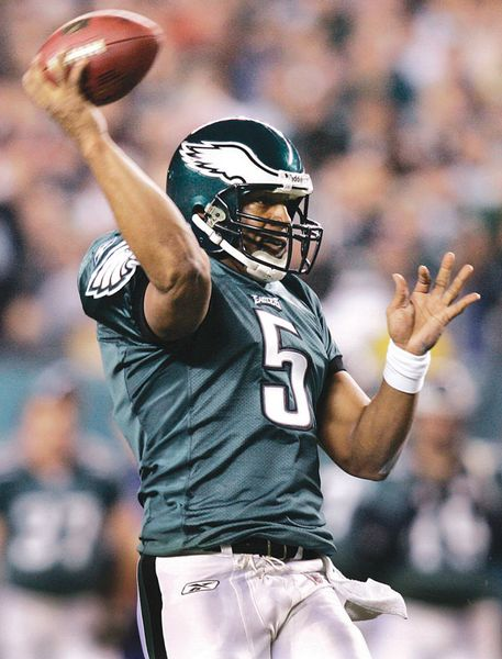 a602590d McNabb, Eagles beat up Browns on MNF | SummitDaily.com