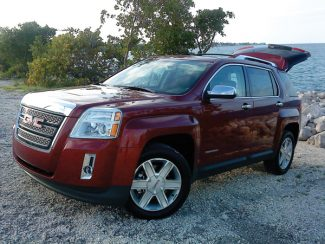 Special to the Daily 2010 GMC Terrain FWD SLT
