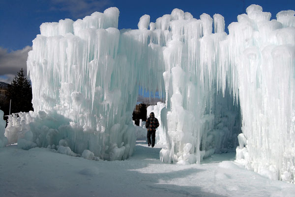 Silverthorne ice castle opens Friday | SummitDaily.com