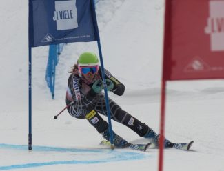 special to the dailyKaty Harris, above, is among the Team Breck Sports Club athletes who qualified for the 2012 Rocky Mountain Division Teams. Other qualifiers include Tianna Terrell, Luke Bailey and Nick Cregan. Team Breck will hold its annual fundraiser at the Blue River Bistro on Sunday.