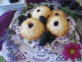 Special to the DailyBlackberry Puffs