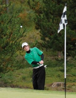 Local golfer Dylan Mitchell qualified at the Callaway Junior World Championships.