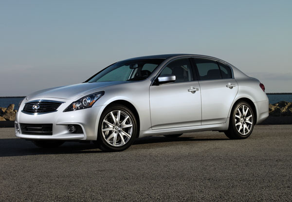 Lower-powered Infiniti G25 comes up a little short | SummitDaily.com