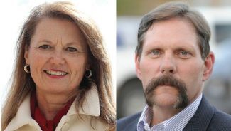 Randy Baumgardner beat Jean White in the GOP primary for State Senate District 8.