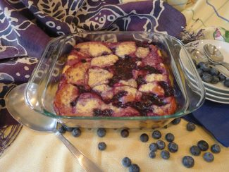 Special to the DailyBlueberry Buckle