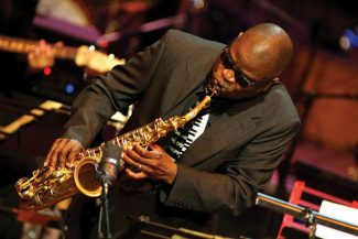 Special to the Daily/Ines KaiserFunk master Maceo Parker plays a free show at the Riverwalk Center today at 4:30 p.m. Doors open at 4 p.m.