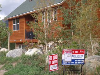 Property values have been stabilizing in Summit County for the past seven months, after a previous 17-month downturn.