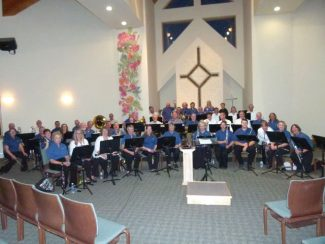 The Summit Concert Band celebrated their 30th anniversary Aug. 18, inviting past and current members to join together for a commemorative concert.
