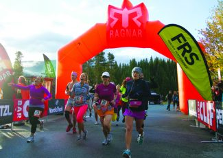 Special to the Daily/Ragnar Relay