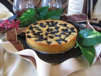Special to the DailyPrune Armagnac Cake