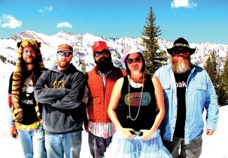 Special to the DailyThe Utah-based reggae/blues rock band, Marinade, returns to three20south Saturday on the Colorado leg of its tour.