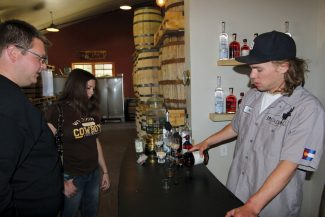 Summit Daily/Erica MarciniecThe Breckenridge Distillery offers drop-in tours six days a week at its Airport Road facility. On Saturday, join the distillery for an open house from 2-4 p.m. prior to the Still on the Hill Grand Tasting.