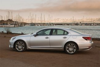 Special to the Daily2013 Lexus LS 460