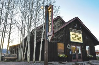 The Lake Dillon Theatre Company's current home in Dillon. For the past 21 years, the theatre company has held upwards of 200 performances per years in the 2,600 square foot space. The proposed new theater in Silverthorne will be 14,000 square feet, with office and rehearsal space.