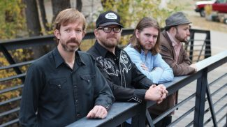 Special to the DailyGrant Farm plays the Snake River Saloon in Keystone tonight and Saturday. The group recently released a self-titled debut album.