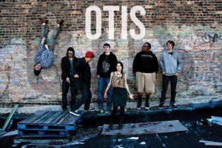 Special to the DailyThe seven-piece Chicago band, Otis, plays a free show at Alma's Only Bar tonight.