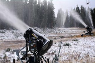 Special to the Daily/Dustin Schaefer, Loveland Ski Area