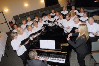 Summit Daily/Mark Fox'From Bach to the Beatles,' a choral production presenting a range of music from classics to The Beatles, returns to Lord of the Mountains Lutheran Church for a second year Sunday.