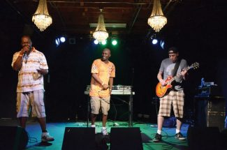Special to the DailyThe Mighty Yates Bro's and Jeff 'Blaze' Adams play The Motherloaded Tavern in Breckenridge on Saturday, bringing a mix of hip-hop, rock and blues.