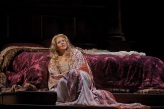 Special to the Daily/Ken Howard/Metropolitan OperaRene Fleming plays Desdemona in Verdi's 'Otello' at The Metropolitan Opera in New York, to be simulcast live in high definition Saturday at Colorado Mountain College in Breckenridge.