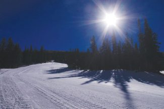 Special to the Daily/Dustin Schaefer, Loveland SkiLoveland Ski Area kicks off its 75th anniversary celebration today when it fires up Chair 1 and begins its 2012-13 season.