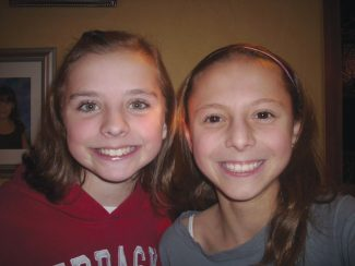 Special to the DailyHaley Davis and Delani Bargell are sixth-graders at Summit Middle School who are thankful this year for their school, and hope that you may consider supporting kids in Haiti who share their dream of an education.