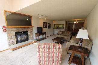 Special to SHPThis top-floor condo at Copper offers two