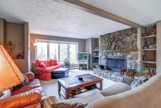 Special to the DailyThis sprawling ranch-style home in Blue River is offered for $429,000.