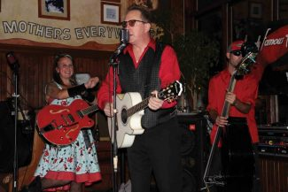 Special to the DailyThe local rockabilly cowpunkers, The Universally Famous Rocket Surgeons, play a no-cover show at The Motherloaded Tavern in Breckenridge tonight.