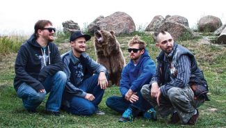 Special to the DailyThe Denver-based quartet, Signal Path, splices technology with instruments to produce its unique brand of electronic dance music. The group plays New Year's Eve at three20south in Breckenridge along with Ableminds and D J F.