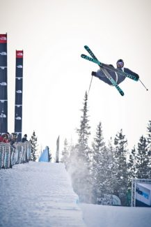 Special to the DailyFreeski competitor Mike Riddle won The North Face Park and Pipe Open Series held at Copper Mountain prior to the Dew Tour in Breckenridge. Riddle went on to snag at third-place finish at the Dew Tour last week.