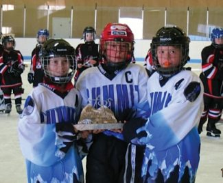 Special to the Daily/Summit Youth Hockey
