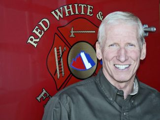 Special to the DailyThe board of directors of the Red, White & Blue Fire District appointed Jim Brook of Breckenridge to the board, replacing Jim Keating, who resigned to become the interim fire chief.