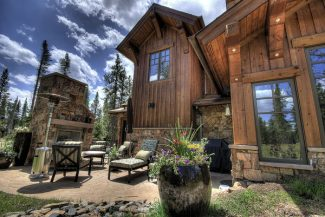 Special to SH&PThe Cottages at Shock Hill in Breckenridge are listed by Jill Begley of Coldwell Banker Rounds & Porter Real Estate.