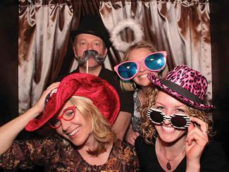 Photo booth fun returns to Vodka at the Station for a second year Saturday. The Warren Station event features vodka tastings, gourmet snacks, music and dancing.