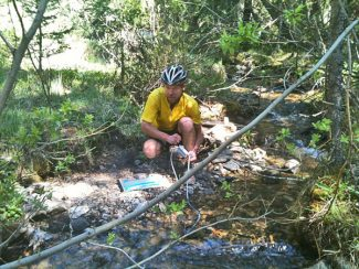 Special to the DailyLocal outdoorsman James Lindenblatt was killed in an avalanche near Marble Sunday.