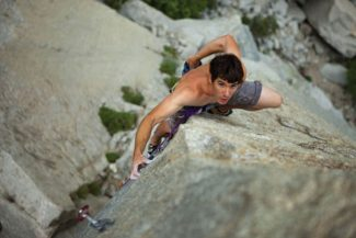 Special to the DailyThe Unlimited Adventure series kicks off Thursday at the Donovan Pavilion in Vail with 'No Strings Attached,' a presentation by professional free solo rock climber Alex Honnold.