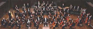 Special to the DailyThe College of Saint Benedict & Saint John's University Symphony Orchestra  comes to Warren Station in Keystone for a free performance tonight. The stop is one of nine on the group's tour.