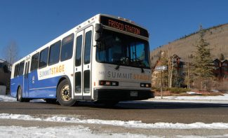 Summit Stage officials released its year-end report, which showed ridership was nearly on par with 2012 numbers despite a reduction in services in 2013.