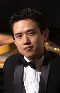 Special to the DailyPianist Lei Weng will perform solo masterworks by Chopin, Debussy and Beethoven, along with pieces by Chinese composers, Sunday at Lord of the Mountains Lutheran Church, 56 Hwy. 6 in Dillon.