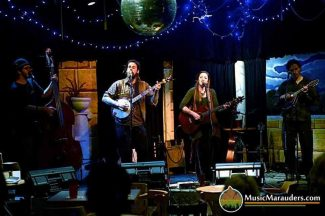Special to the DailyGipsy Moon brings its own take on bluegrass to Alma tonight for a free show at Alma's Only Bar. Concertgoers can expect 'soothing harmonies, raging solos and dirt-encrusted bass lines (that) bring an old-time style into an exciting new dimension,' Silas Herman said.