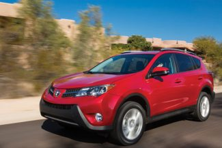 Special to the Daily2013 Toyota RAV4