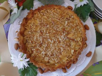 Special to the DailyAlmond Apricot Tart