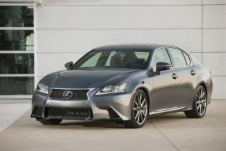 Special to the Daily2013 Lexus GS 350 F Sport AWD