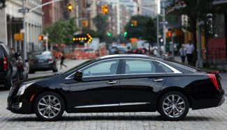 The 2013 Cadillac XTS Wednesday, June 20, 2012 in New York, New York. (Cadillac News Photo)